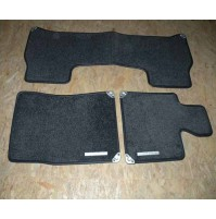 PREMIUM CARPET SET JET / JET  STICHING LHD G-CAT             EAH500490PBK
